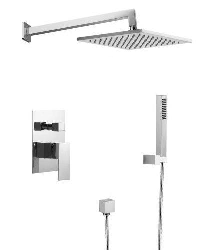 Welfenstein Unterputz-Set VM-HS121 Regendusche 30x30cm... nur ... | {Armaturen dusche unterputz 53}