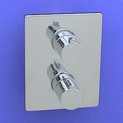 thermostat unterputz armatur mit umsteller h 68a08 duscharmatur wannenarmatur ebay. Black Bedroom Furniture Sets. Home Design Ideas