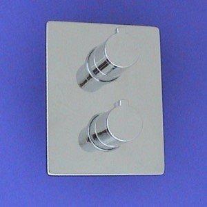 thermostat unterputz set t6 rund regenbrause 20cm. Black Bedroom Furniture Sets. Home Design Ideas